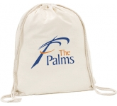 Westbrook 4.5oz Cotton Drawstring Bag