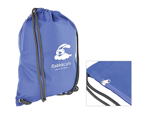 Zippy Heavyweight Drawstring Bag