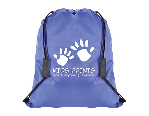 Branded Safety Break Drawstring Bag