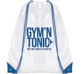 Essential Ice Budget Drawstring Bag  by Gopromotional - we get your brand noticed!