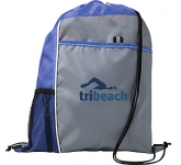 Volley Promotional Drawstring Bag  by Gopromotional - we get your brand noticed!