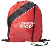 Viper Printed Drawstring Bag  by Gopromotional - we get your brand noticed!