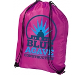 Streetlife Premium Nylon Drawstring Bag  by Gopromotional - we get your brand noticed!