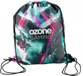 ColourBrite Drawstring Bag  by Gopromotional - we get your brand noticed!