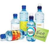 330ml Bottled Water  by Gopromotional - we get your brand noticed!