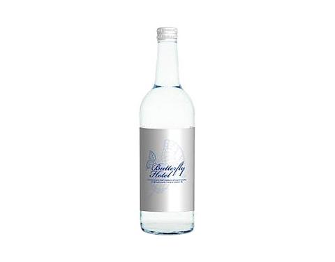 750ml Glass Bottled Water