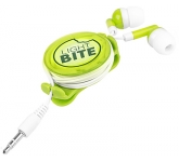 Vienna Light Up Earbud  by Gopromotional - we get your brand noticed!