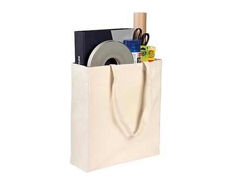 Allington 12oz Natural Cotton Canvas Show Bag