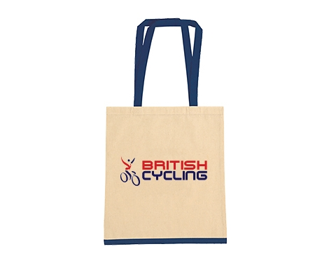 Brompton Promotional 4.5oz Cotton Shopper Bag