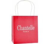Brookvale Luxury Small Rope Handled Paper Bag