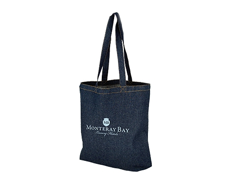 Harlow Denim Promotional Tote Bag