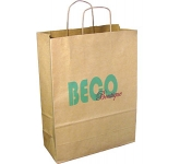 Large Boutique Twist Handled Paper Carrier Bag
