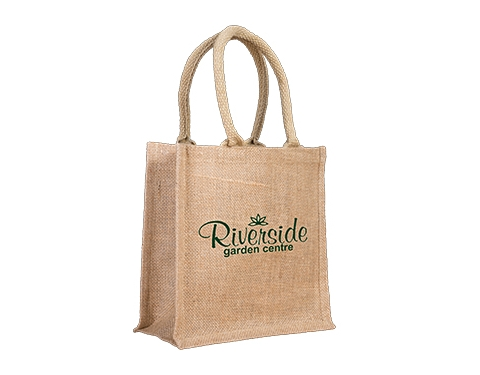 Blackthorn Extra Small Jute Gift Bag