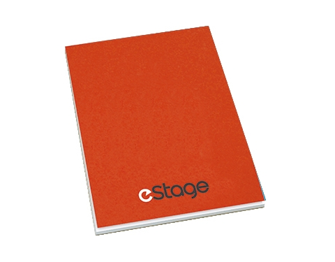 A4 Recycled Till Receipt Covered Notepad