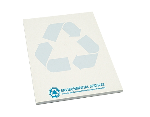 A5 Recycled Notepad