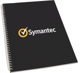 A5 Recycled Till Receipt Wire Bound Notepad  by Gopromotional - we get your brand noticed!