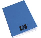 A5 Recycled Till Receipt Perfect Bound Notepad  by Gopromotional - we get your brand noticed!