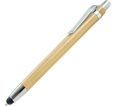 Congo Bamboo Stylus Pen  by Gopromotional - we get your brand noticed!