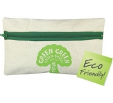 Organic Pencil Case  by Gopromotional - we get your brand noticed!
