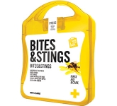 Bites & Stings First Aid Survival Case  by Gopromotional - we get your brand noticed!