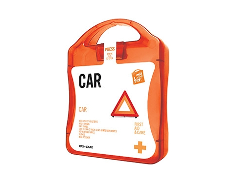 Car First Aid Survival Case