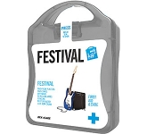 Festival Plus First Aid Survival Case  by Gopromotional - we get your brand noticed!