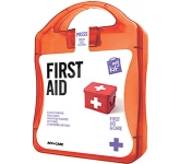 First Aid Survival Case  by Gopromotional - we get your brand noticed!