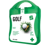 Golf First Aid Survival Case