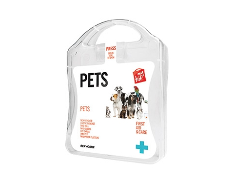 Pet First Aid Survival Case