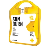 Sun Burn First Aid Survival Case  by Gopromotional - we get your brand noticed!