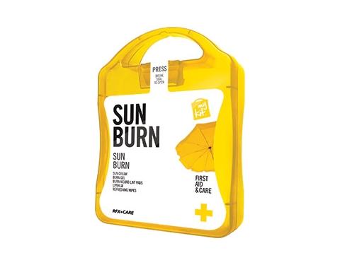 Sun Burn First Aid Survival Case