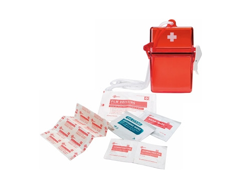 First Aid Storage Kit
