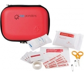 17 Piece Printed First Aid Kit