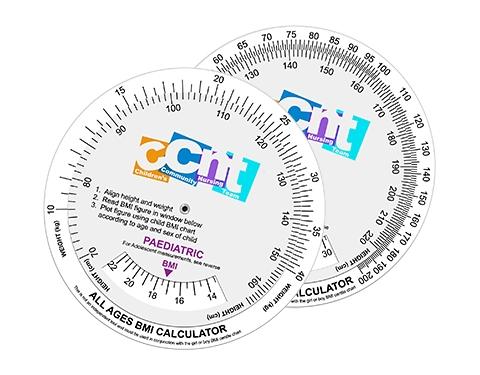 All Ages BMI Calculator DataDiscs - 3 Disc