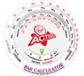 BMI Calculator DataDiscs - 2 Disc  by Gopromotional - we get your brand noticed!