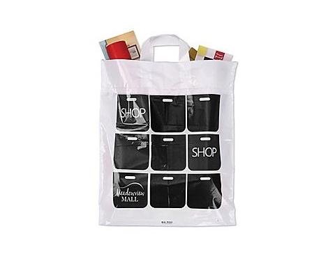 Flexi-Loop Plastic Carrier Bag