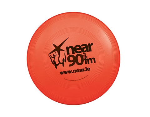 Large Recycled Promotional Frisbee