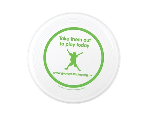 Medium Recycled Frisbee