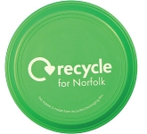 Mini Recycled Frisbee  by Gopromotional - we get your brand noticed!