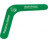 Maxi Leisure Boomerang  by Gopromotional - we get your brand noticed!
