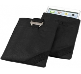 Harvard Mini Tablet Sleeve  by Gopromotional - we get your brand noticed!