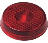 Blinking Safety Reflector  by Gopromotional - we get your brand noticed!