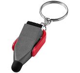 Casco Stylus Screen Cleaner Keychain  by Gopromotional - we get your brand noticed!