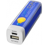 Delta Promotional Power Bank - 2200mAh  by Gopromotional - we get your brand noticed!