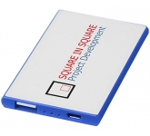 Ranger Credit Card Power Bank - 2000mAh  by Gopromotional - we get your brand noticed!