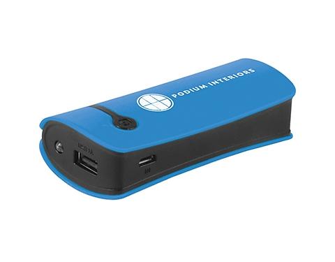Vitality Flashlight Power Bank - 4400mAh
