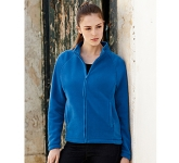 Fruit Of The Loom Lady-Fit Full Zip Fleece  by Gopromotional - we get your brand noticed!