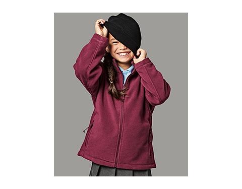 Jerzees Schoolgear Kids Full Zip Fleece Jacket