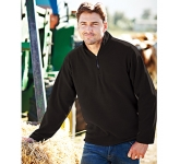 Regatta Micro Zip Neck Fleece  by Gopromotional - we get your brand noticed!