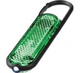 Bling LED Carabiner Keychain Light  by Gopromotional - we get your brand noticed!